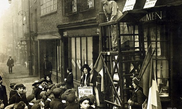 The Election – Sylvia Pankhurst